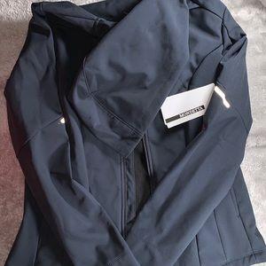 Mondetta blue rain jacket